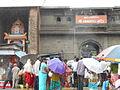 Kumbhmela Nashik 2015 - Trimbakeshwar temple entrance.JPG
