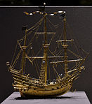 Kunsthistorisches Museum 07 07 2013 Galleon 2.jpg