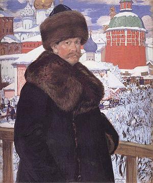 Kustodiev, Boris Mijaïlovich