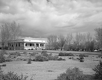 Kyle Ranch - Ranch house
