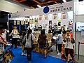 Kyoto University of Art & Design booth, Comic Exhibition 20170813.jpg