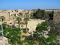 Kyrenia Castle Courtyard2.jpg
