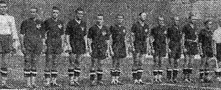 Hungary at the 1938 FIFA World Cup