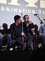 LA Animation Festival - Iron Giant Q&A with Eli Marienthol and Brad Bird (6998591545).jpg