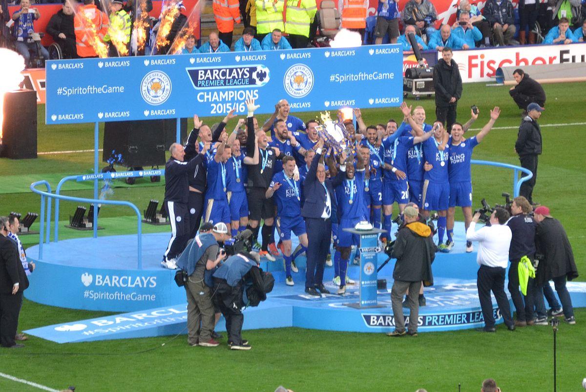 List Of English Football Champions