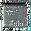 LG P710 Optimus L7 II - Qualcomm MSM8225 on main printed circuit board-5427.jpg