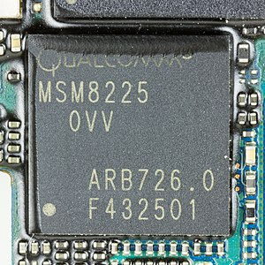 Qualcomm Snapdragon - Snapdragon S4 Processor - Qualcomm MSM8225