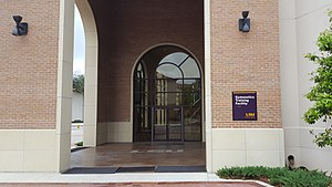 LSU Gymnastics Training Facility - Image: LSU Gymnastics Training Facility (Baton Rouge, Louisiana)