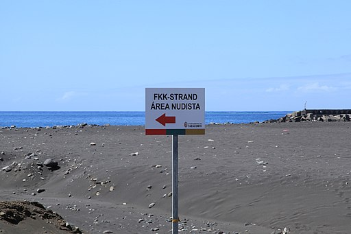 La Palma - Tazacorte - Tarajal - Avenida El Emigrante - Playa 01 ies