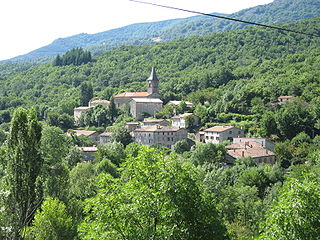 La Souche Commune in Auvergne-Rhône-Alpes, France