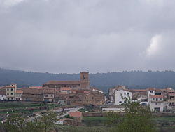 Skyline of La Yesa