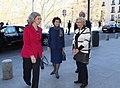 La alcaldesa asiste a la reunión del Patronato de la Escuela Superior de Música Reina Sofía 05.jpg