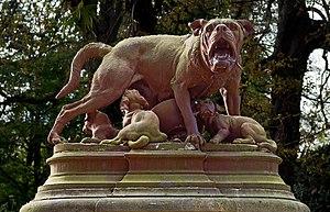 Pierre Louis Rouillard - Image: La chienne de Rouillard