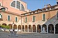 La cour de lancien Palais Patriarcal (Venise) (6180100781).jpg