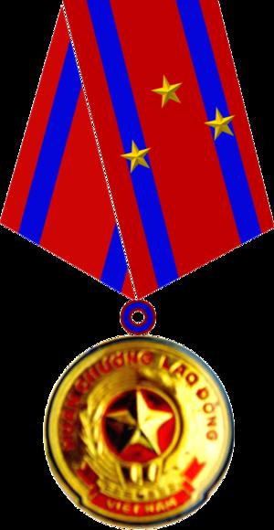 Phạm Bình Minh - Image: Labor Order