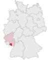 Lage des Landkreises Südwestpfalz in Deutschland.png