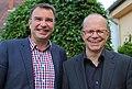 Laggenbeck SPD Ibbenbueren Michael Huebner Frank Sundermann 02.JPG