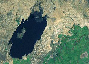Lake Basaka - Image: Lake Basaka