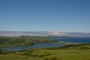 Rebun Island - Image: Lake Kusyu