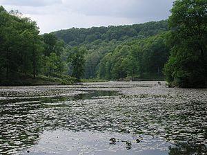 Vinton County, Ohio - Lake Hope State Park