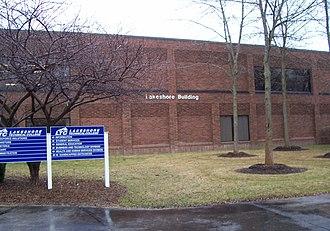 Lakeshore Technical College - Image: Lakeshore Tech Lakeshore Building