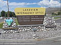 Lakeview Interagency Office Sign, Lakeview, Oregon.JPG