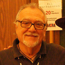 Lamberto Bava at the 2012 Days of the Dead, Indianapolis, USA.