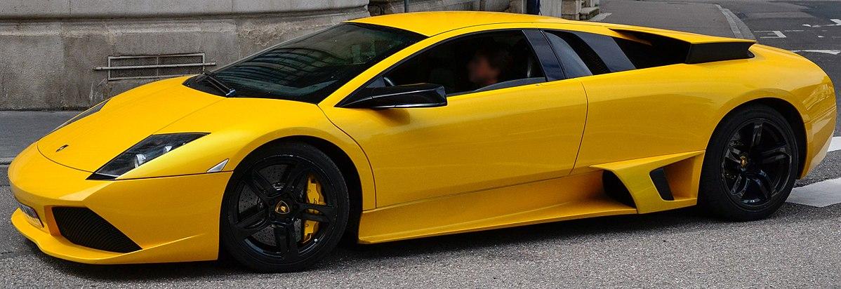 All Wheel Drive Cars >> Lamborghini Murciélago - Wikipedia
