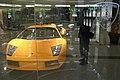 Lamborghini car, Automobili Lamborghini S.p.A., Bangkok, Thailand.jpg