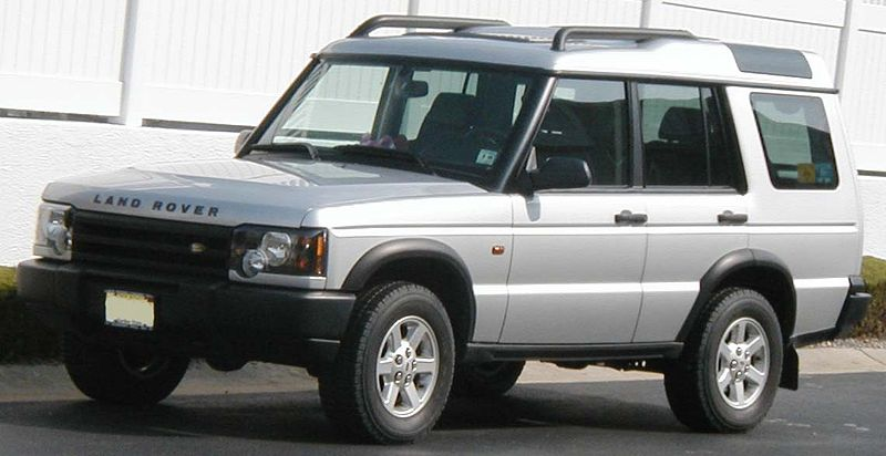 Land Rover promoted that the Discovery 'Series II had been extensively