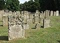 Langham churchyard - geograph.org.uk - 1483426.jpg