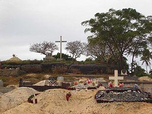 Muʻa (Tongatapu) - Image: Langi Tu'ofefafa