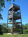 Lapham Peak tower.jpg