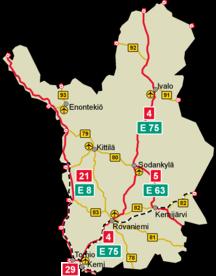 Лапландия (Финландия)