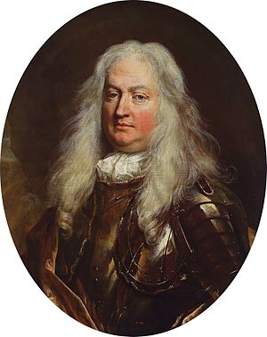 Nicolas de Largillière - Portrait of General Bardo di Bardi Magalotti (before 1693), National Museum, Warsaw