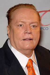 Larry Flynt American publisher