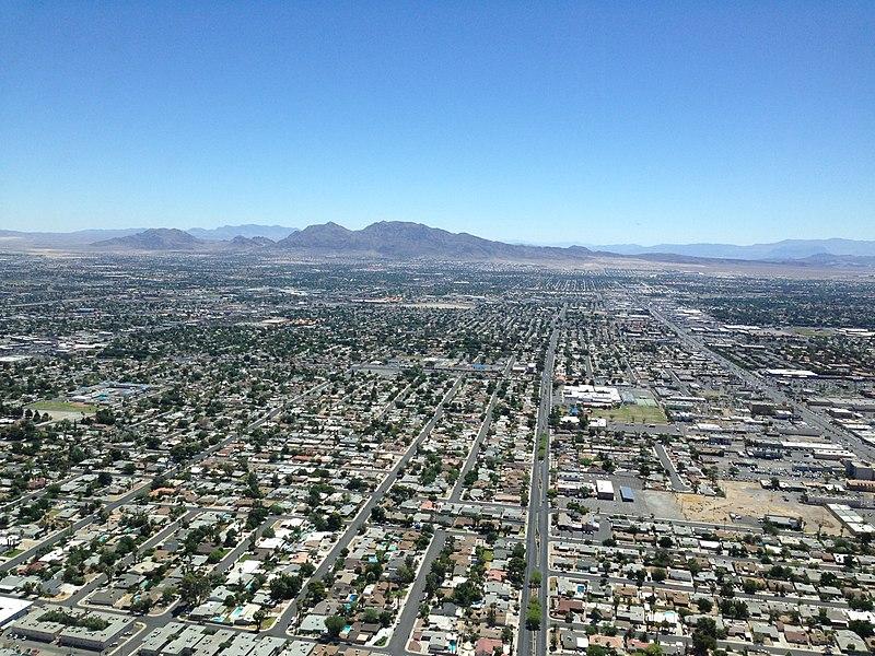 File:Las Vegas From Stratosphere 5 2013-06-25.jpg