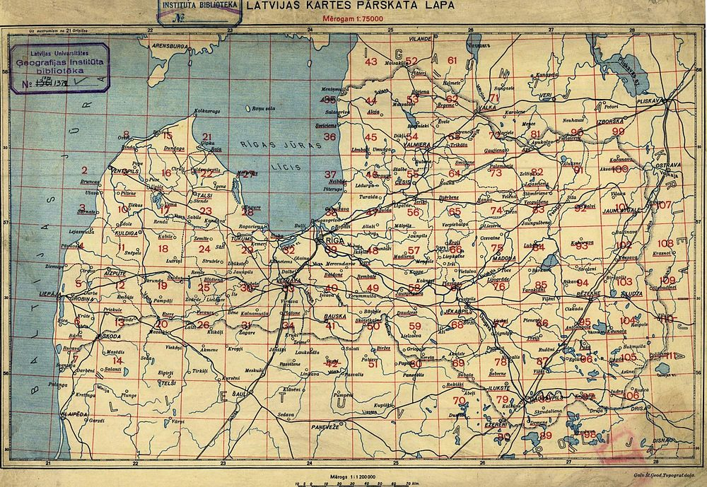 Category:Old topographic maps of Latvia - Wikimedia Commons