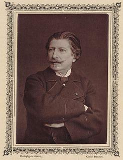 François Anatole Laurent de Rillé French composer