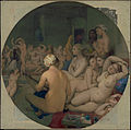 Le Bain Turc, by Jean Auguste Dominique Ingres, from C2RMF.jpg