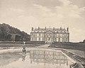 Le château de Chèreperrine côté parc et bassin (Orne).jpg