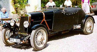 Lea-Francis - 1928 Hyper