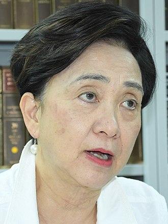 Emily Lau - Emily Lau in 2018