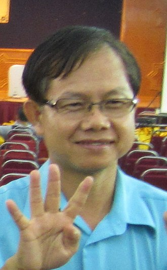 Lee Boon Chye - Image: Lee Boon Chye (cropped)