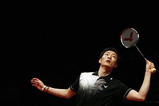 Lee Hyun-il Badminton player