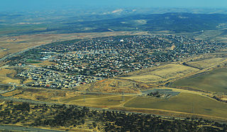 Lehavim Local council
