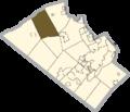 Lehigh county - Heidelberg.png