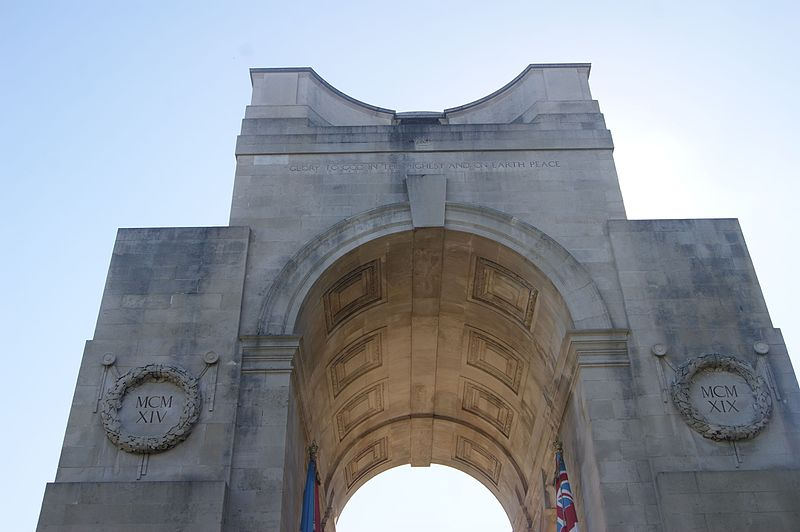 Leicester Arch of Remembrance (rear, 10).jpg
