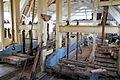 Leiden - molen d'Heesterboom - zaagvloer.jpg