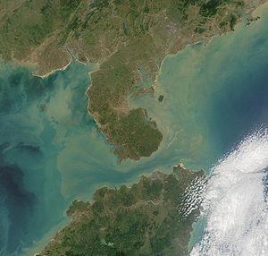 Leizhou Peninsula - Image: Leizhou peninsula